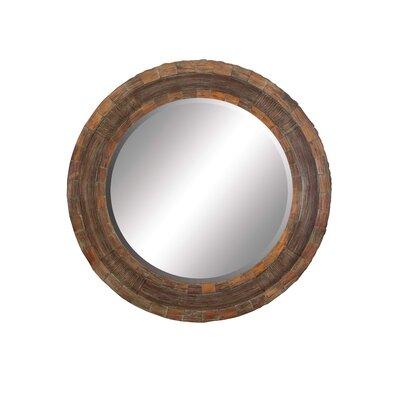 Cole Grey Rustic Mirror