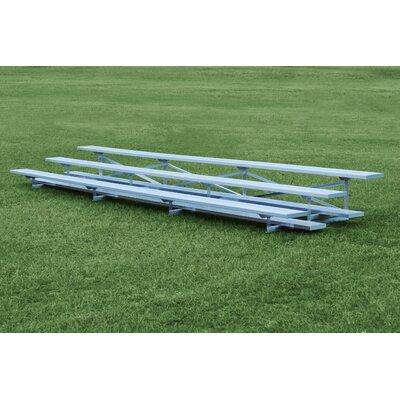 Highland Aluminum Bleachers Bench Product Image