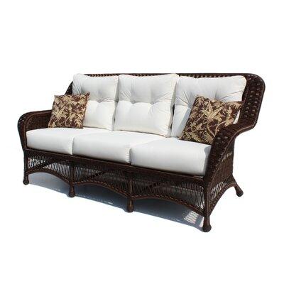 Elanamar Designs Deep Seating Sofa Cushions Navy