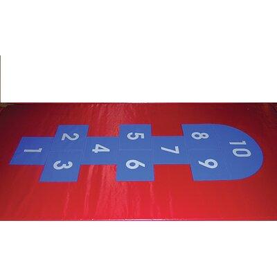 Benees Hopscotch Fitness Mat