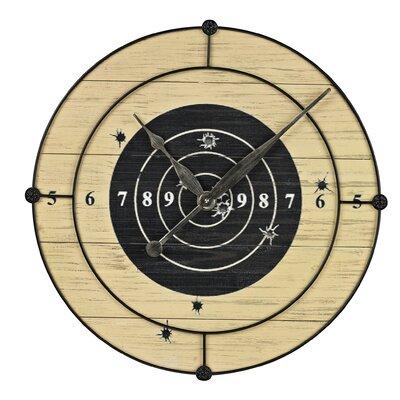 Elk Lighting Target Practice Wall Clock Product Photo