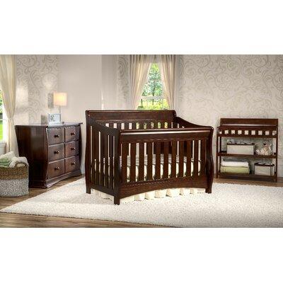Delta Children S Series Convertible Crib Set