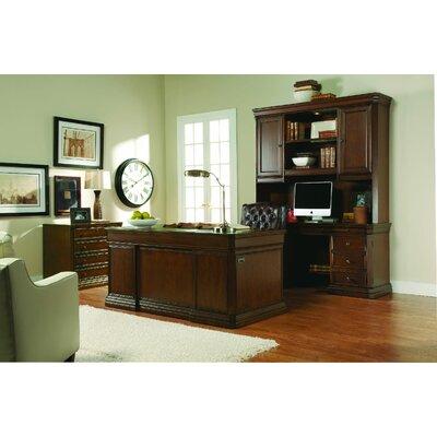 Hooker Executive Desk Creek Desks