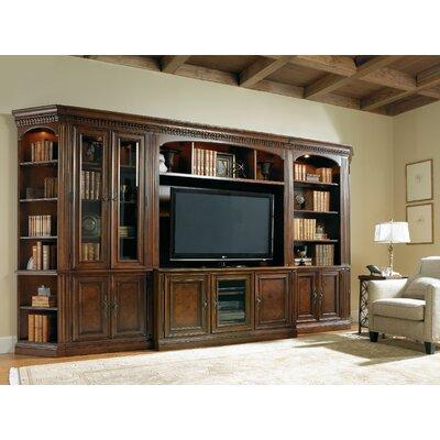 Hooker Ii Door Standard Bookcase Renaissance Bookcases