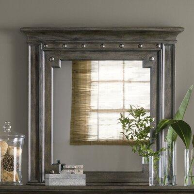 Hooker Square Dresser Mirror Armand Dressers