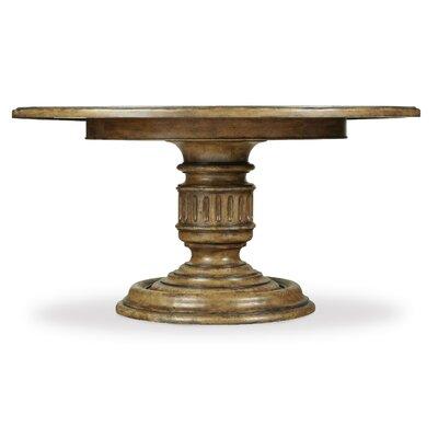 Hooker Dining Pedestal Dining Tables