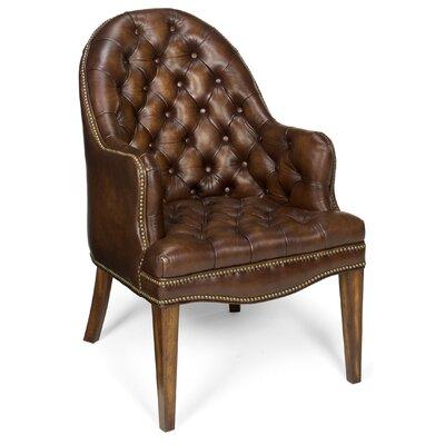 Hooker Armchair Prairie Chairs