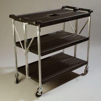 Carlisle Fold N Go Bar Cart Product Photo