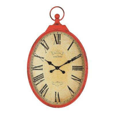 Ophelia Pocket Watch Wall Clock Oversized Wall Clocks