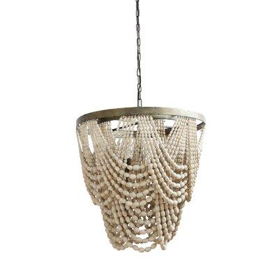 Mistana Wood Light Chandelier Metal Chandeliers