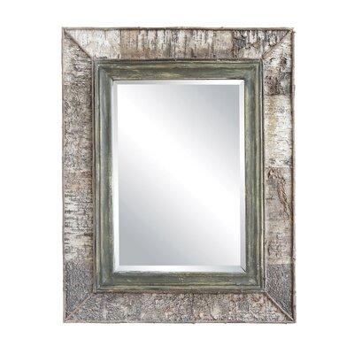 Loon Peak Frame Accent Mirror Wood Mirrors