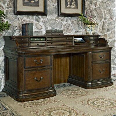 Canora Grey Smart Top Executive Desk