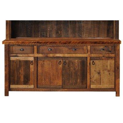Fireside Lodge Sideboard Antique Oak
