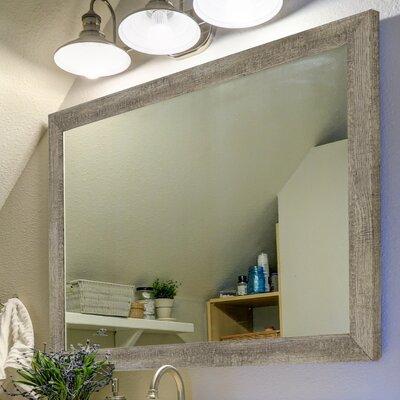 Second Look Mirrors Wall Mirror Barnwood Mirrors