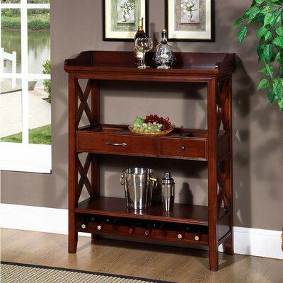 All Things Cedar Floor Wine Rack