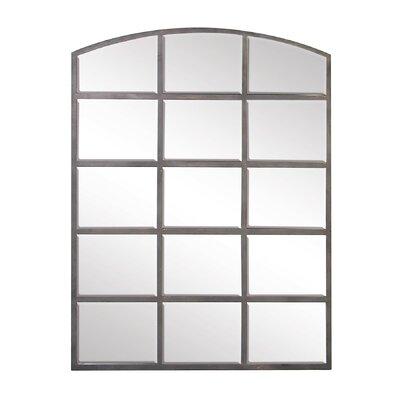 Window Paneled Wall Decor Arched 1781 Product Image
