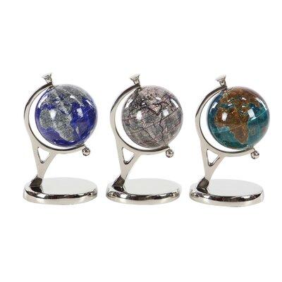 Latitude Run Art Globe Stand Pop Globes