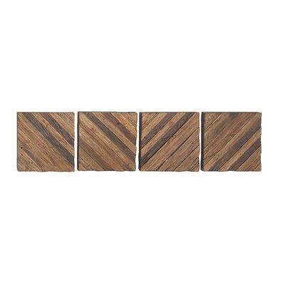 Foundry Select Lines Wall Dcor Diagonal Wall Decor