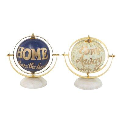 Ebern Designs Globe Globes