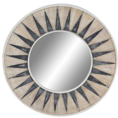 Bloomsbury Market Sun Themed Mirror Modern Mirrors