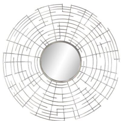 Orren Ellis Arc Accent Mirror Modern Mirrors