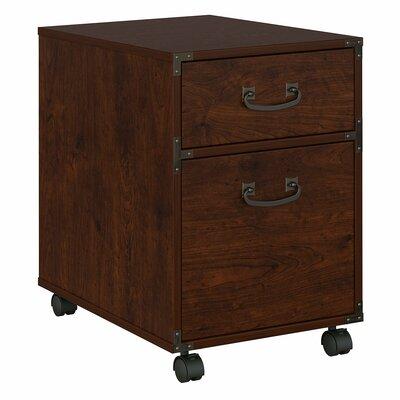 Kathy Ireland Pedestal Mobile Vertical File Drawer Filing Cabinets