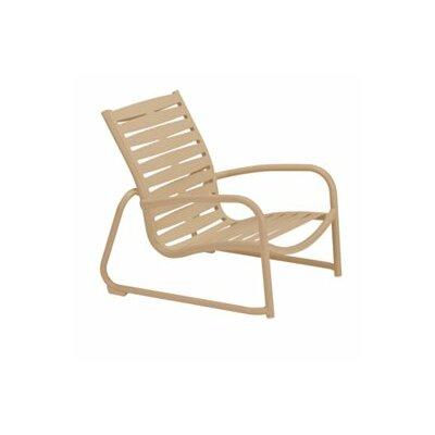 Tropitone Span Ribbon Segment Patio Chair Ez Lounge Chairs