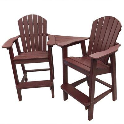 Buyers Choice Plastic Adirondack Chair