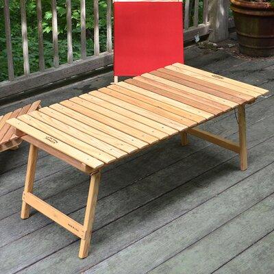 Blue Ridge Wooden Coffee Table