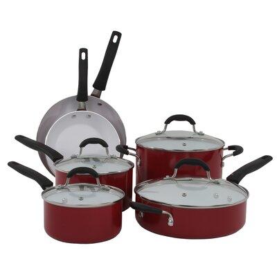 Prime 10-Piece Non-Stick Cookware Set 35015