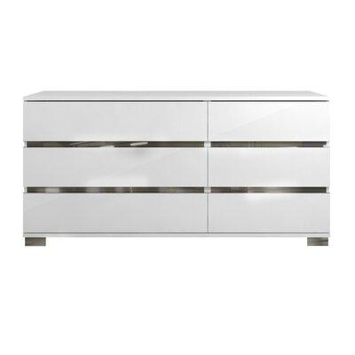 Orren Ellis Drawer Double Dresser