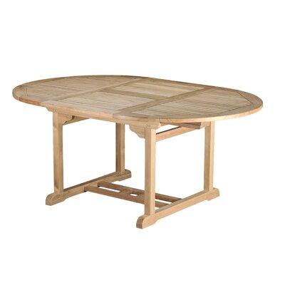 Arbora Teak Round Dining Table