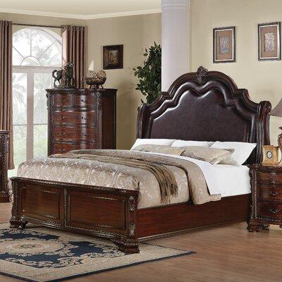 Wildon Home Panel Bed California King