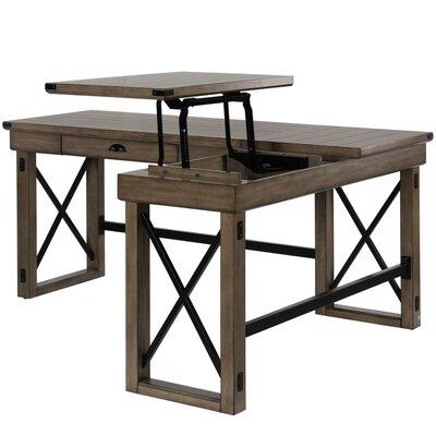 Laurel Foundry Modern Farmhouse Shape Standing Desk L Desks