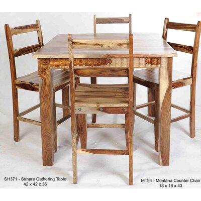 Aishni Wood Dining Table
