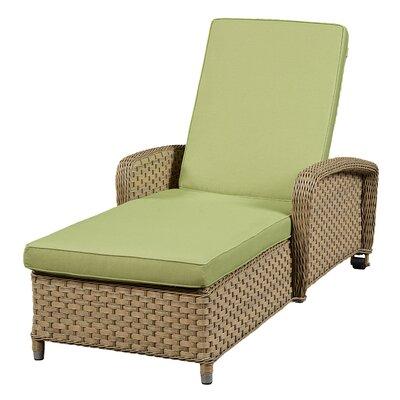 Wildon Home Lounge Cushion Frame Natural Meridian Wren