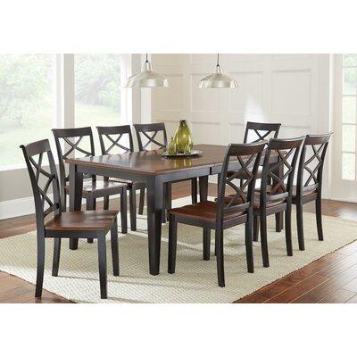 Charlton Home Rani Wood Dining Set