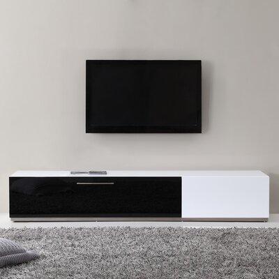 B Modern Tv Stand Tvs B Modern White