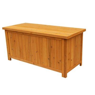 Leisure Season Deck Box Wood Storage Boxes
