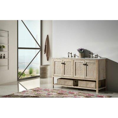 Bay Isle Home Bathroom Vanity Set