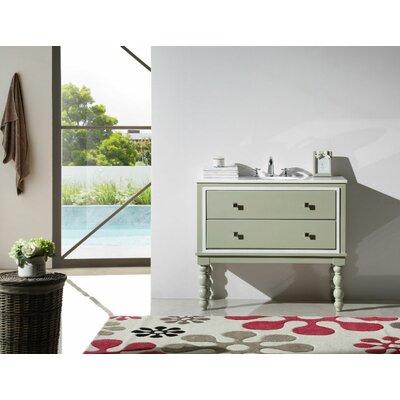 Bay Isle Home Eaman Single Bathroom Vanity Set