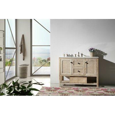 Bay Isle Home Bradburn Single Bathroom Vanity Set