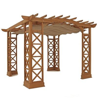 Yardistry Wood Pergola Solid Pergolas