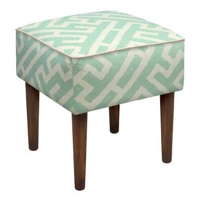 Langley Street Upholstered Vanity Stool Lattice Accent Stools