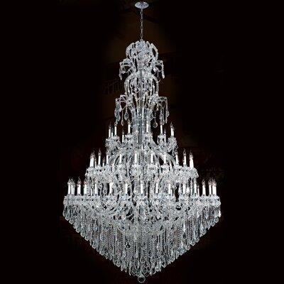 Astoria Grand Light Candle Chandelier
