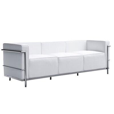 Fine Mod Lc Sofa Upholstery White