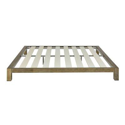 Union Rustic Platform Bed Metal Beds Accessories