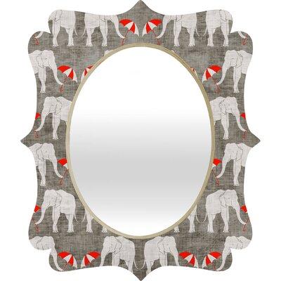 Deny Designs Umbrella Quatrefoil Mirror Zollinger Mirrors