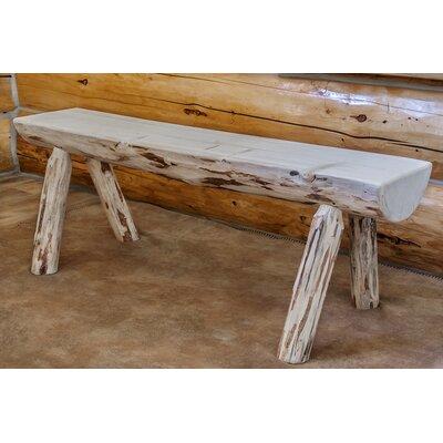 Log Bench Half 1490 Product Image