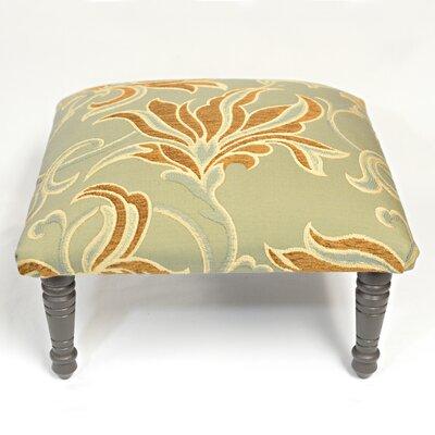 Corona Decor Sarafin Flora Footstool Product Photo